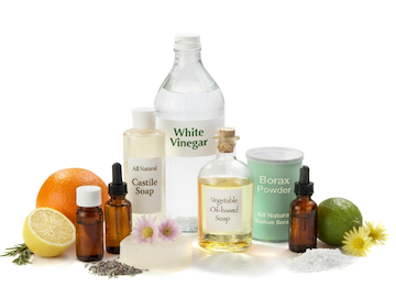 11882636-natural-cleaning-products